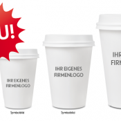 Individuelle Coffee to go Becher